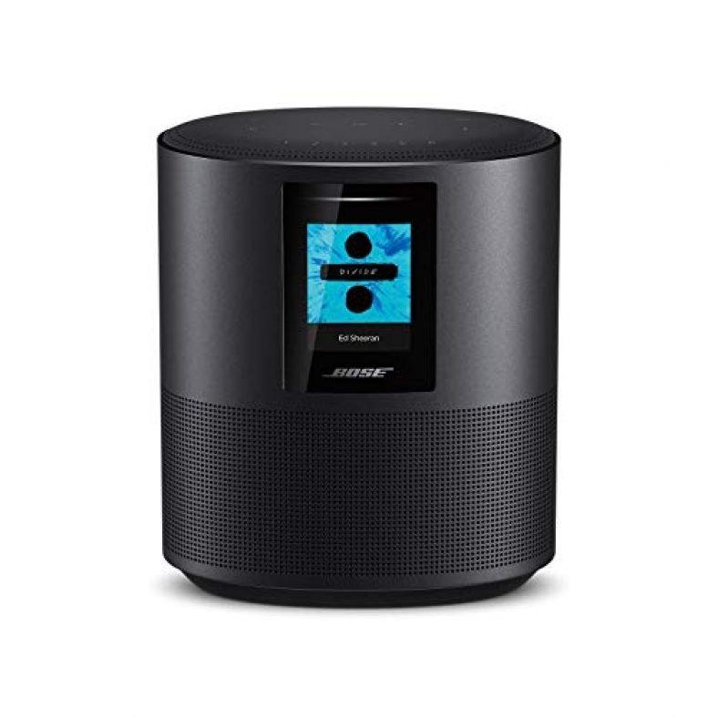 Bose Home Speaker 500 mit integrierter Amazon Alexa-Sprachsteuerung Test