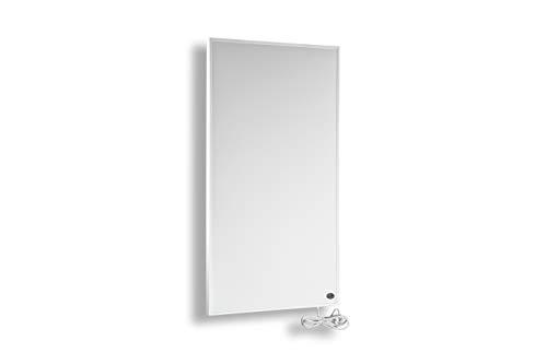 Fern Infrarot Heizung 600 Watt mit Thermostat ✓ GS Tüv ✓ Deutscher Hersteller ✓ 10 Jahre Herstellergarantie ✓ Überhitzungsschutz ✓ Könighaus® P-Serie
