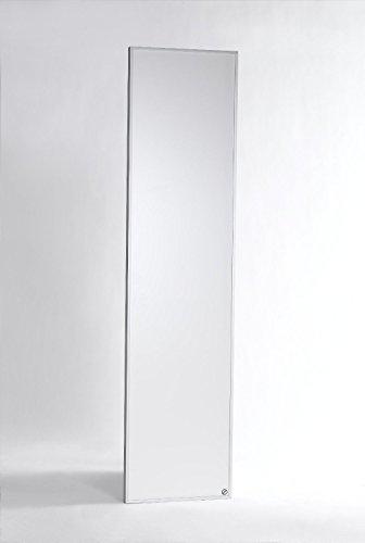 Infrarotheizung weißer Rahmen TÜV 5 Jahre Garantie (verschiedene Größen) (400 Watt, 120x30x2.5 cm)